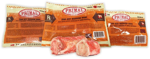 Primal Frozen Beef Marrow Bones
