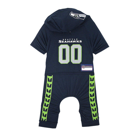 1f7198064 Seattle Seahawks Dog Onesie-DOG-Pets First-LARGE-Pets Go Here l