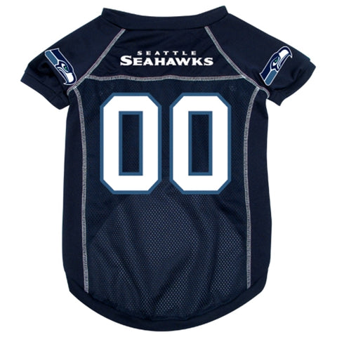 Seattle Seahawks Dog Jersey-DOG-Hunter-X-LARGE-Pets Go Here