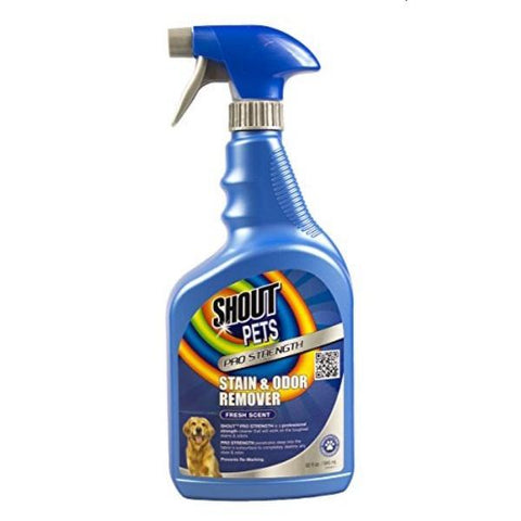 Shout Pro Stain And Odor Remover