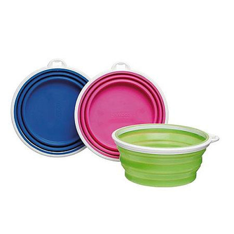 Durapet Travel Dog Bowl-DOG-Durapet-1 Cup-Pets Go Here 1 cup, 8 oz, bowl, collapsible, dog bowl, durapet, outdoor, outdoor pet supplies, travel Pets Go Here, petsgohere