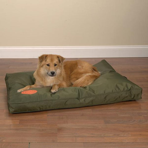 Slumber Pet Toughstructable Dog Bed GREEN-DOG-Slumber Pet-36 x 23 In-Pets Go Here