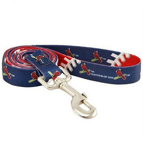St. Louis Cardinals Dog Leash-DOG-Pets First-Pets Go Here