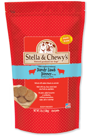Stella & Chewy's Frozen Dinners for Dogs