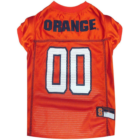 Syracuse Dog Jersey-DOG-Pets First-LARGE-Pets Go Here l, m, ncaa, ncaa jersey, pets first, s, test, xl, xs Pets Go Here, petsgohere