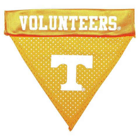 Tennessee Volunteers Dog Bandana-DOG-Pet Goods-Pets Go Here bandana, dc, pet goods, sports, sports bandana Pets Go Here, petsgohere