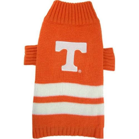 Tennessee Volunteers Dog Sweater-DOG-Pets First-X-SMALL-Pets Go Here