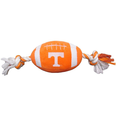 Tennessee Volunteers Plush Dog Toy-DOG-Pets First-Pets Go Here