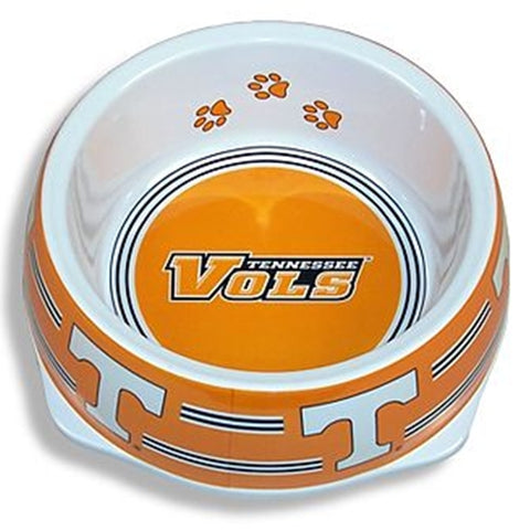 Tennessee Volunteers Dog Bowl-DOG-Sporty K9-Pets Go Here dc, l, m, ncaa, s, sports, sports bowl, sporty k9 Pets Go Here, petsgohere