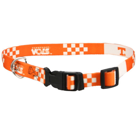 Tennessee Volunteers Dog Collar-DOG-Pets First-Pets Go Here ncaa, nylon, pets first, sports, sports collar Pets Go Here, petsgohere
