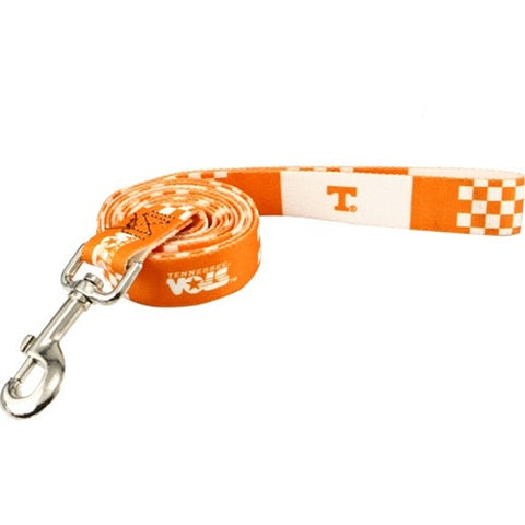 Tennessee Volunteers Dog Leash-DOG-Pets First-Pets Go Here 4 ft, nylon, pets first Pets Go Here, petsgohere