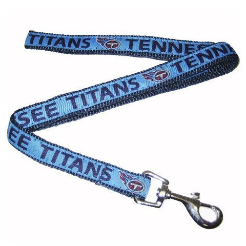 Tennessee Titans Dog Leash Embroidered-DOG-Hunter-Pets Go Here