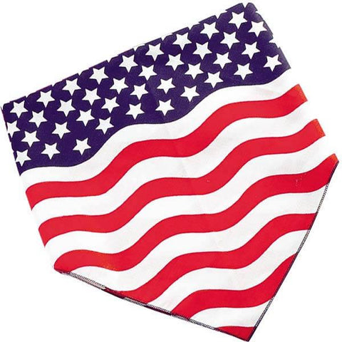 Top Performance 4th of July Stars & Strips Bandana