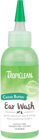 Tropiclean Ear Wash Cocoa Butter