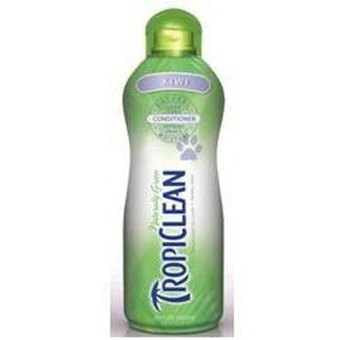 Tropiclean Kiwi Conditioner-DOG-Tropiclean-Pets Go Here grooming, pet grooming supplies, skin, tropiclean Pets Go Here, petsgohere