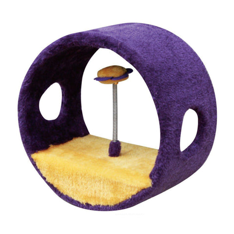 PetPals Cat Toy Vortex mini-CAT-PetPals-Pets Go Here ball, cat, cat toy, cat tree, green, pet toy, PetPals, toy Pets Go Here, petsgohere