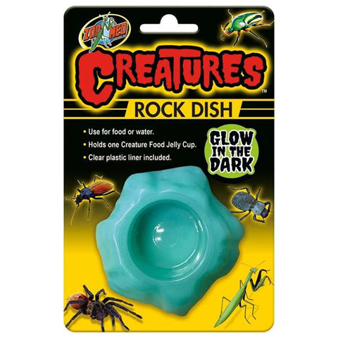 Zoo Med Rock Disk Glow in the Dark