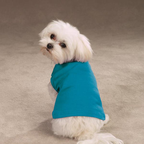 Zack and Zoey Dog Tank BLUEBIRD X-SMALL-DOG-Zack & Zoey-X-SMALL-Pets Go Here blue, bluebird, dog clothes, l, m, m/l, s, s/m, tank, xl, xs, zack & zoey Pets Go Here, petsgohere