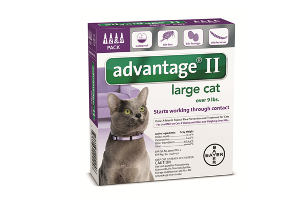 Advantage Large Cats