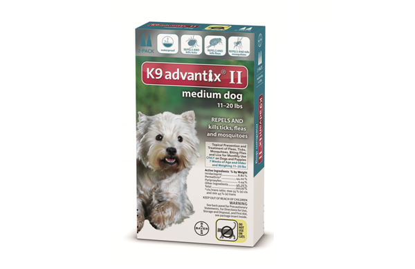 K9 Advantix for Dogs 11 - 20 Lbs