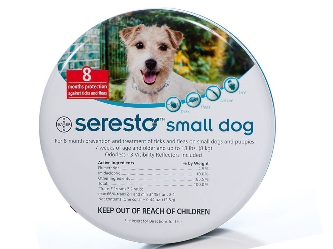 Seresto for Small Dogs