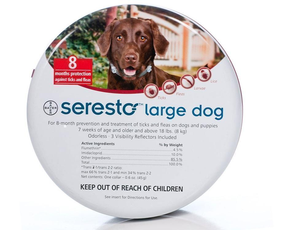 Seresto for Large Dogs