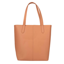 Tote Bag in Vegan Tan Leather