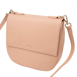The New Yorker Bag in Taupe
