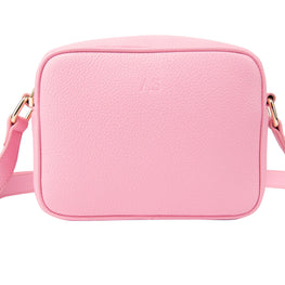 Pebble Rebel Crossbody Bag in Pink