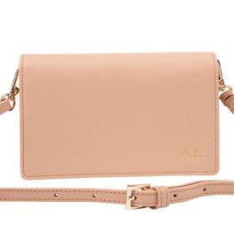 Bright-Out-To-Night-Out Bag in Taupe