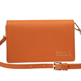 Bright-Out-To-Night-Out Bag in Tan