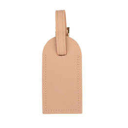 In Transit Luggage Tag in Taupe