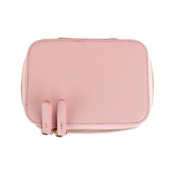 Give Me a Ring Jewellery Case in Pink (Gold)