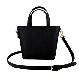 Mini Me Tote Bag in Black