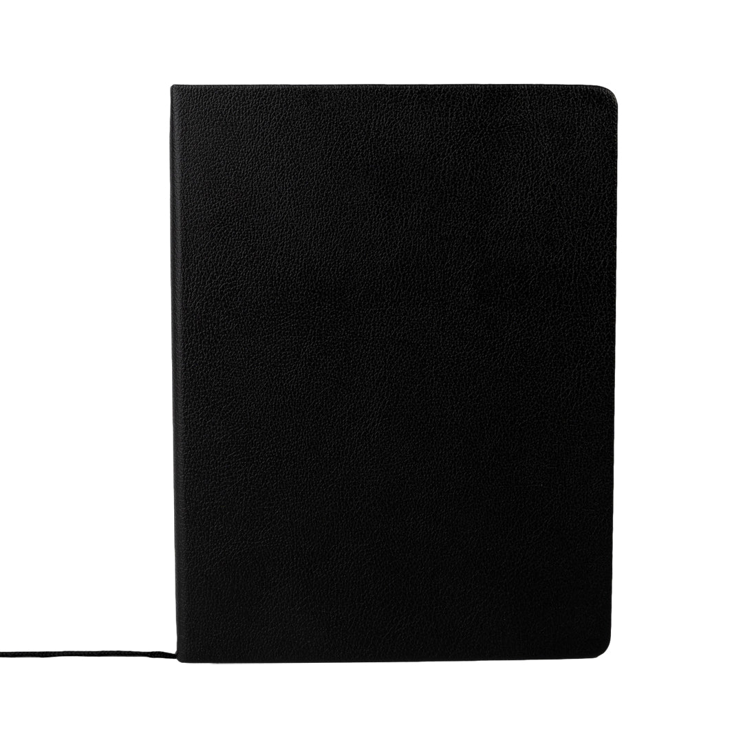 Mon Purse Medium Notebook in Black