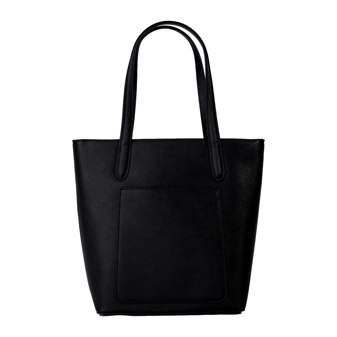 The Everything Tote Bag in Black
