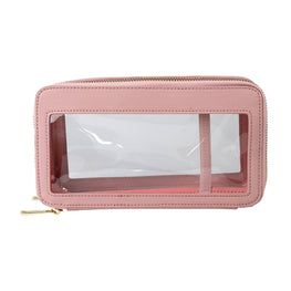 Make Me Blush Cosmetics Case in Pink