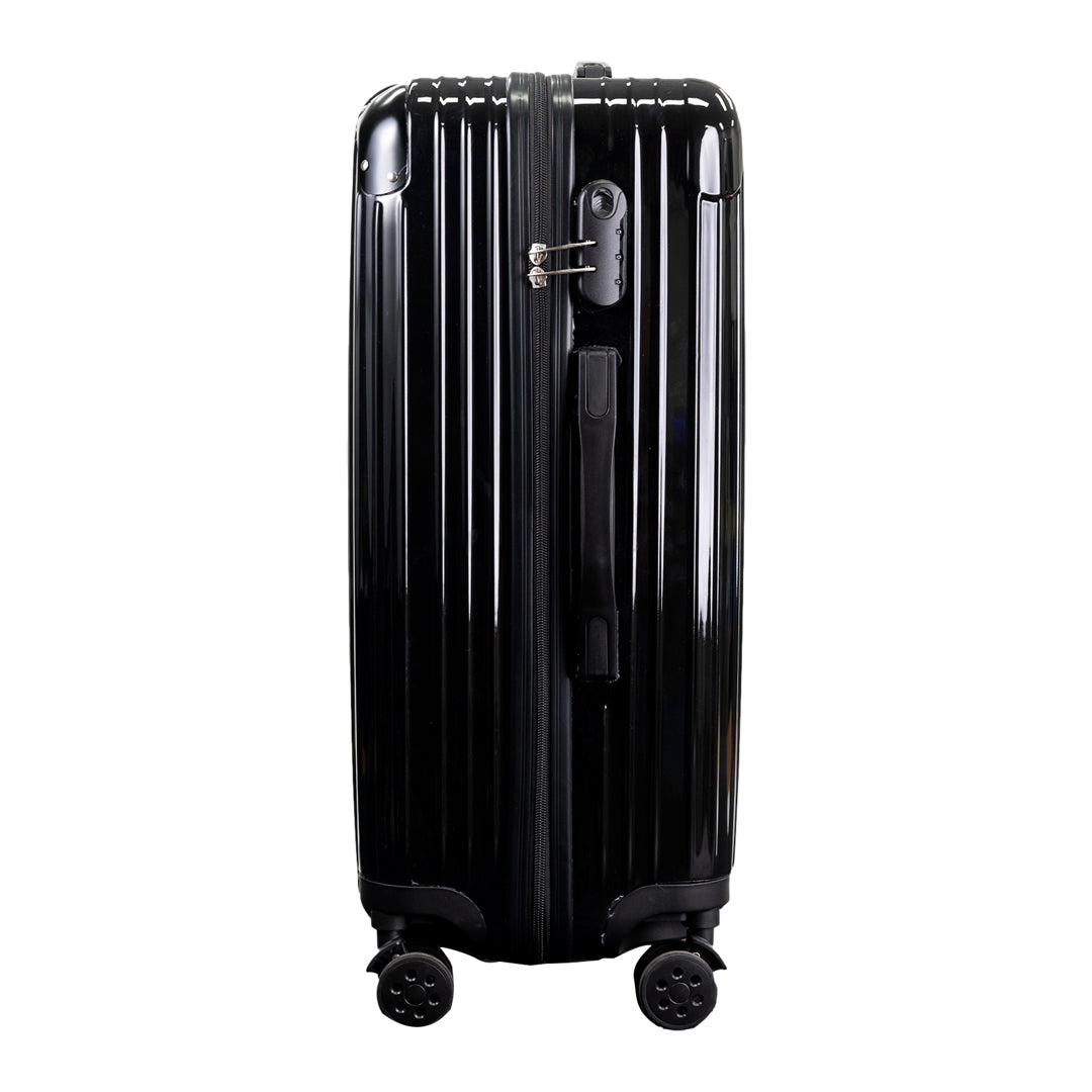 Mon Purse Luggage Set in Black
