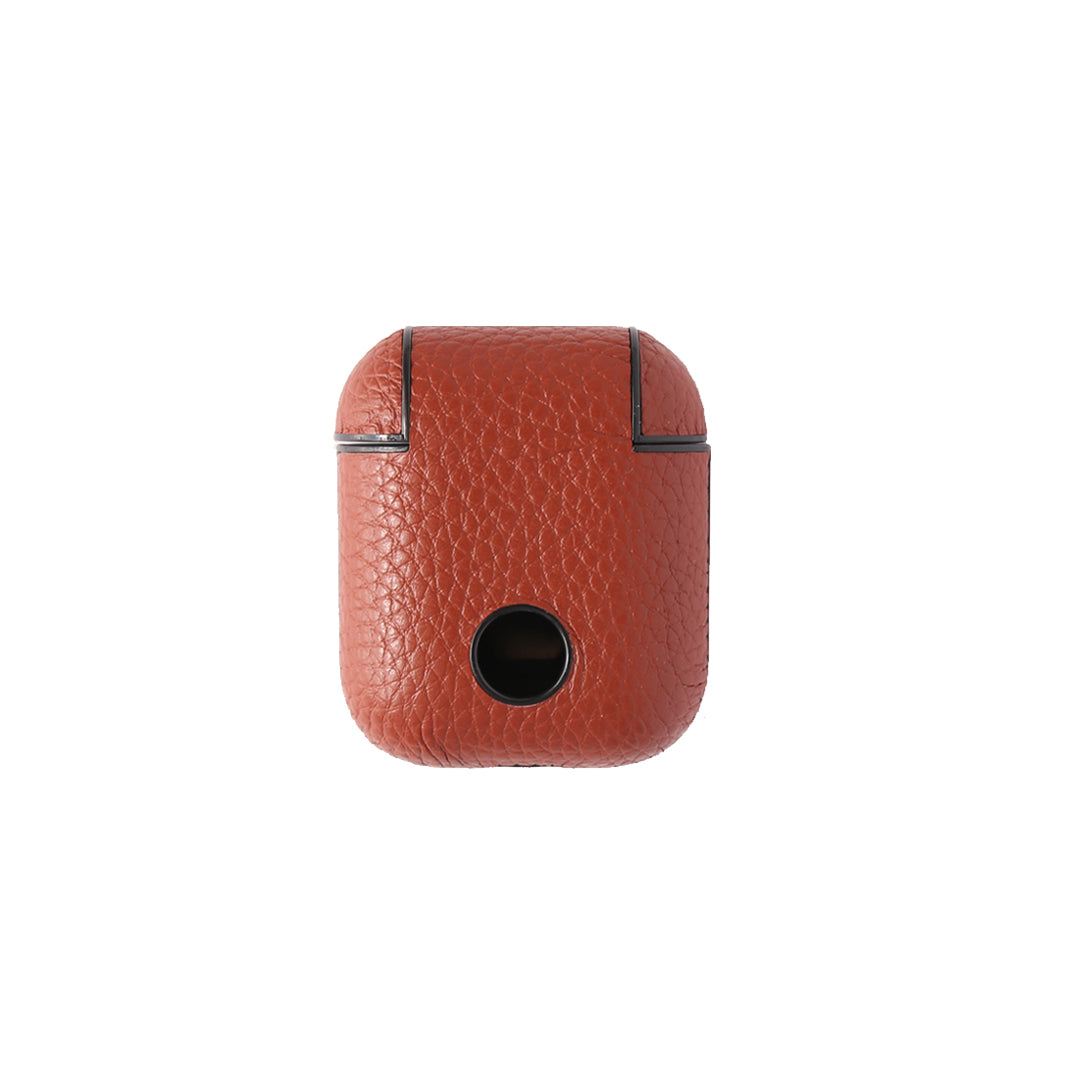 AirPods Case in Red Ochre