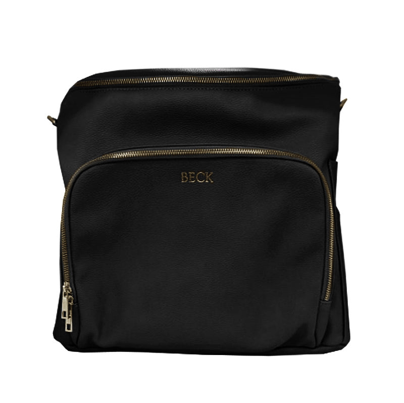 Essentials Baby Bag in Black