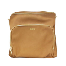 Essentials Baby Bag in Tan