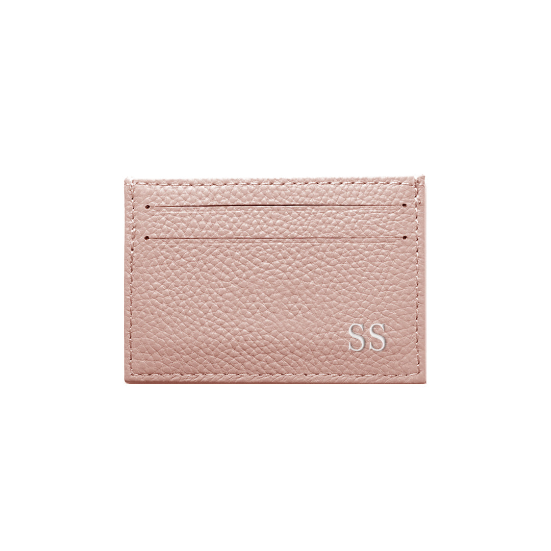 Mon Purse Card Holder in Mauve