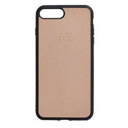 iPhone 7 Phone Case in Taupe - OLIVIA&CO.
