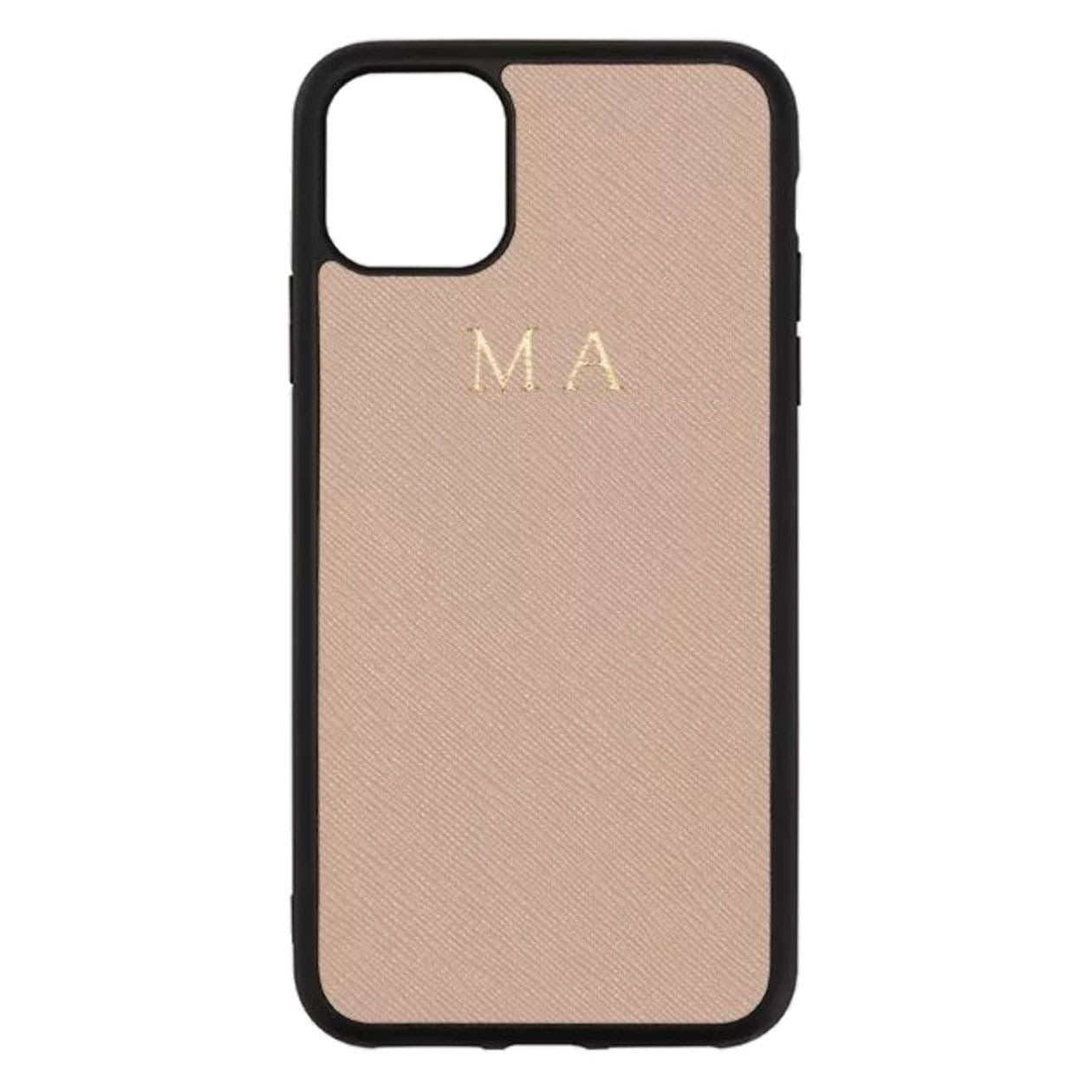 iPhone 11 Pro Max Case in Taupe