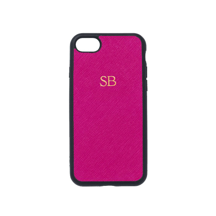 iPhone 7 Case in Hot Pink