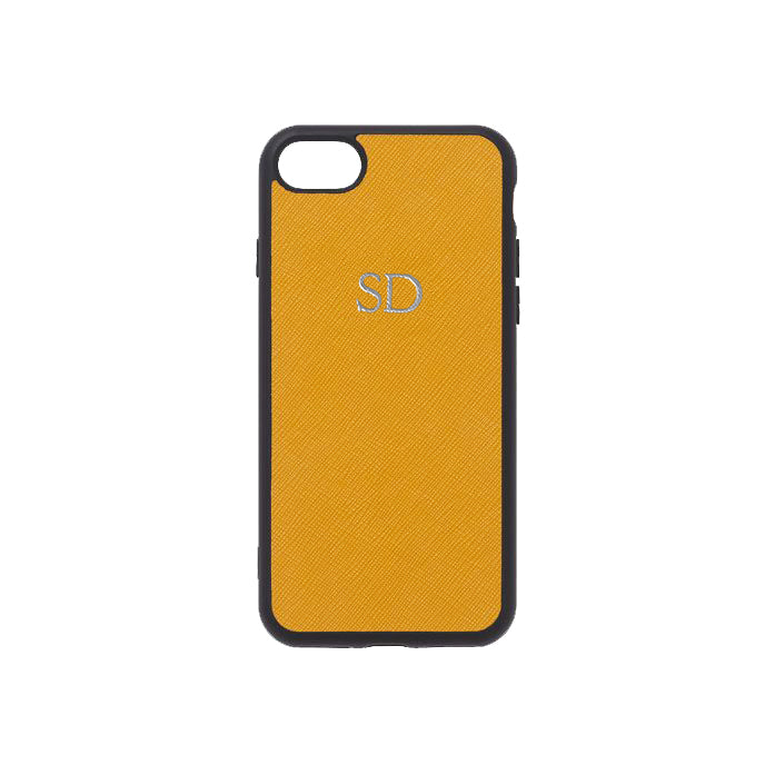 iPhone 7/iPhone 8 Phone Case in Yellow - OLIVIA&CO.