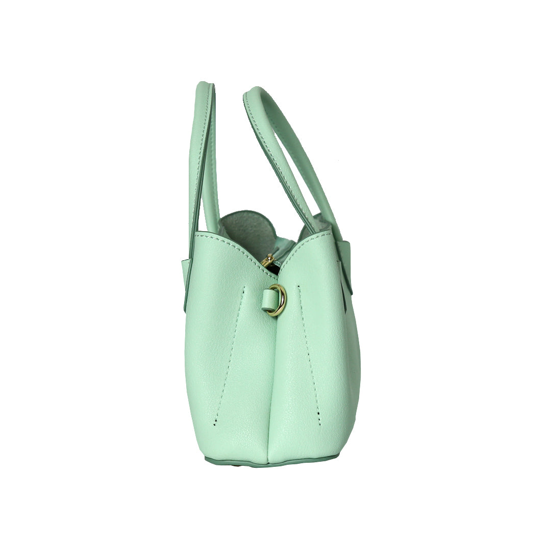 Mini Hero Bag in Mint