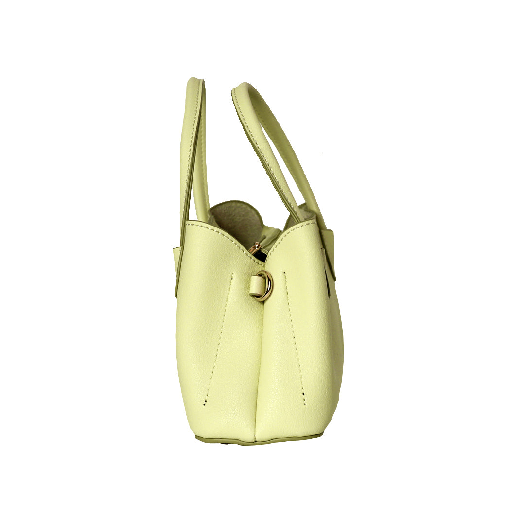 Mini Hero Bag in Yellow