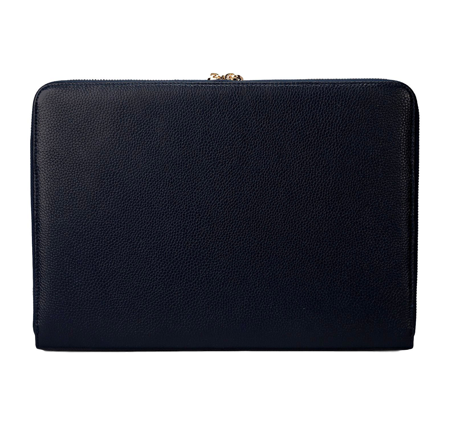 Mon Purse Pebbled Laptop Bag 13