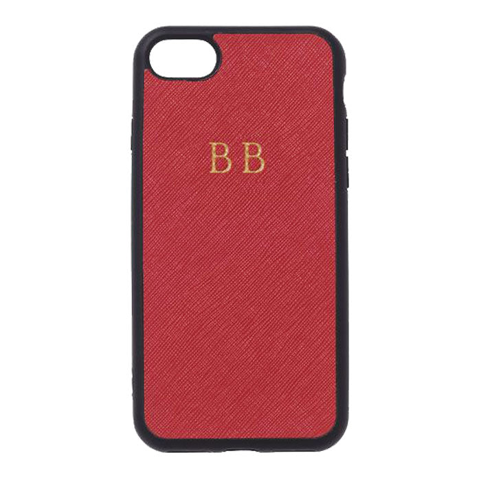 iPhone 7/iPhone 8 Phone Case in Red - OLIVIA&CO.